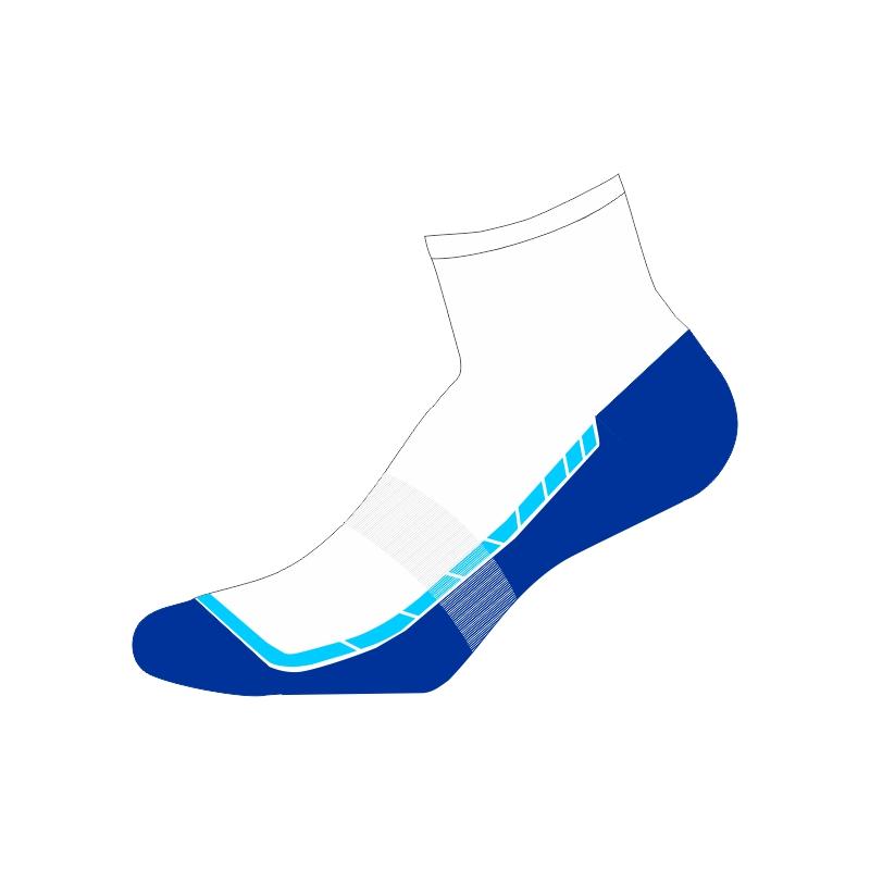 Over ankle length sport socks thumbnail