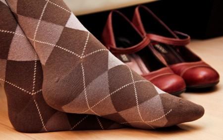 Eleganckie_skarpety_w_romby_Cerber_socks.pl
